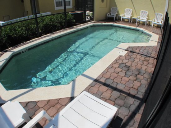 Terra Verde 4 Bed Townhouse Pool