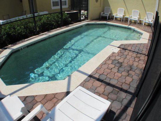 Terra Verde 4 Bed Townhouse Pool