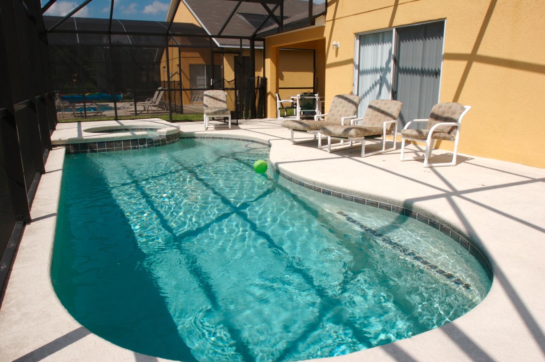 Terra Verde Resort Home Pool