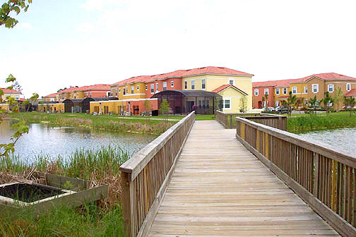 Terra Verde Resort Boardwalk
