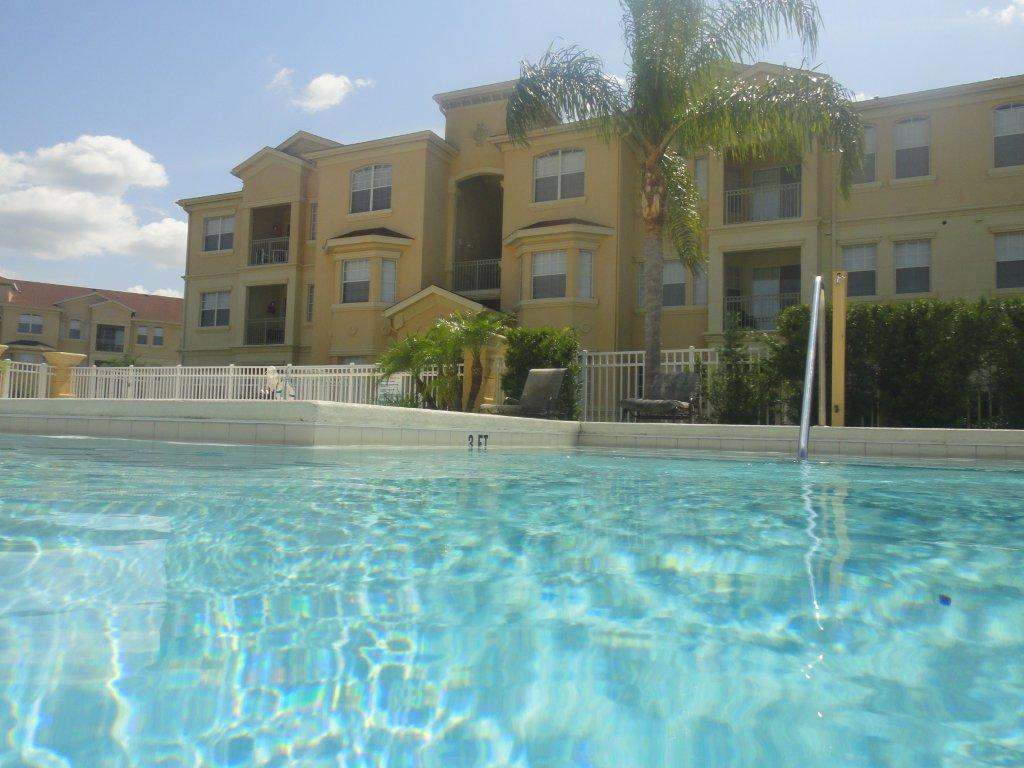 Terrace Ridge Apartments and Pool