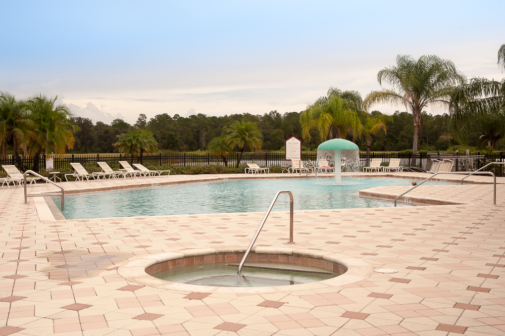 Trafalgar Village Resort Pool and Spa