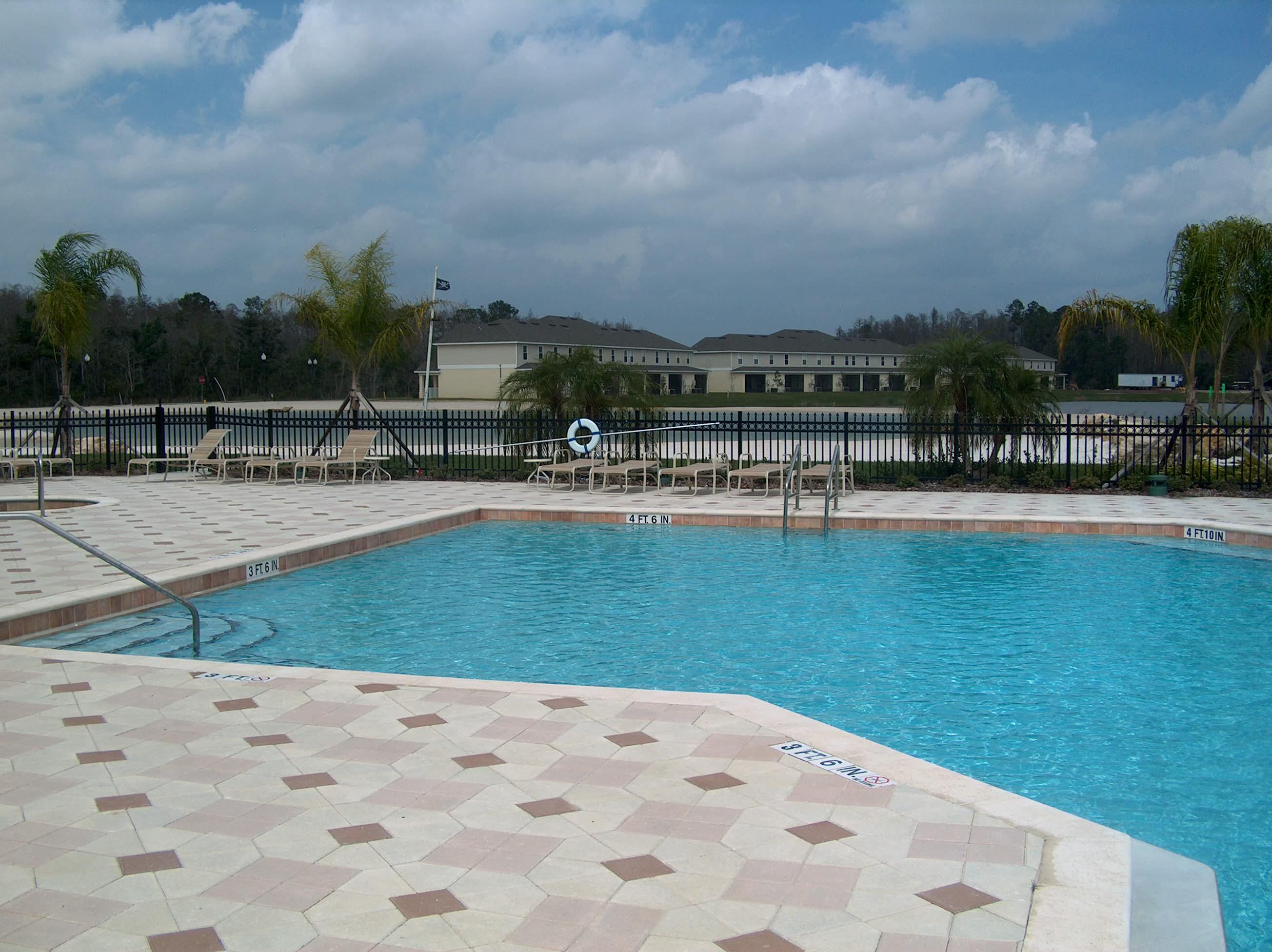 Trafalgar Village Resort Pool