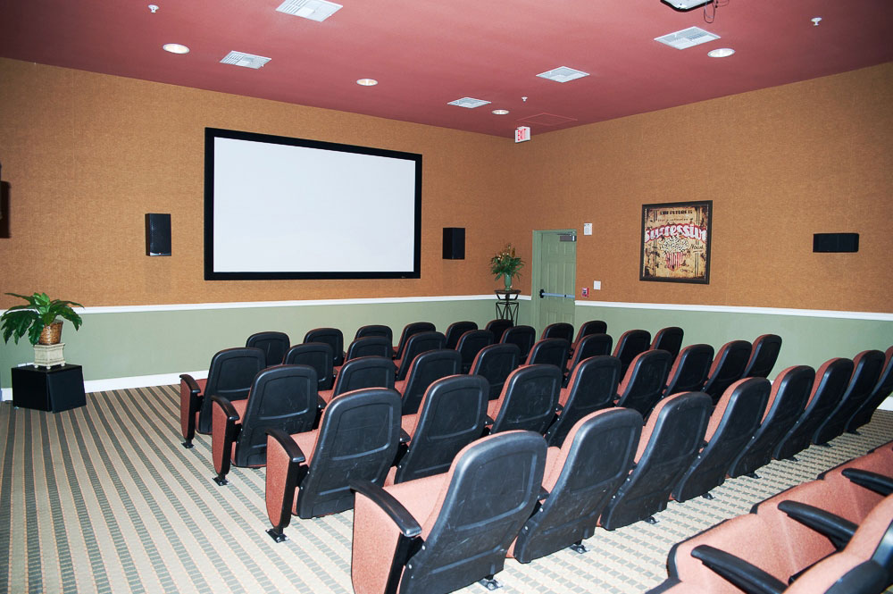 Trafalgar Village Center Movie Theatre