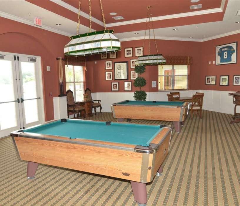 Trafalgar Village Center Games Room