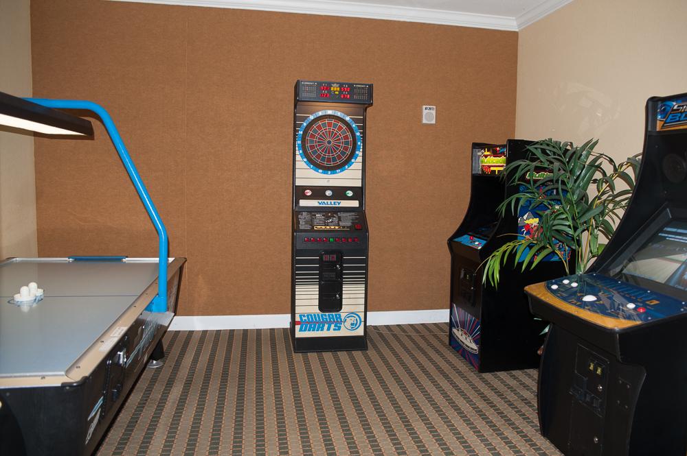 Trafalgar Village Center Arcade Room