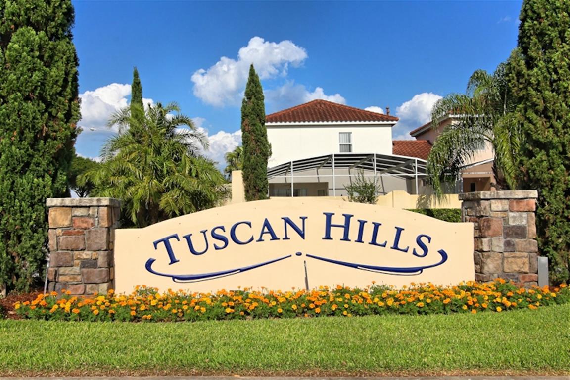 Tuscan Hills Davenport