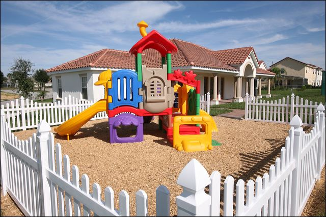 Tuscan Hills Play Area