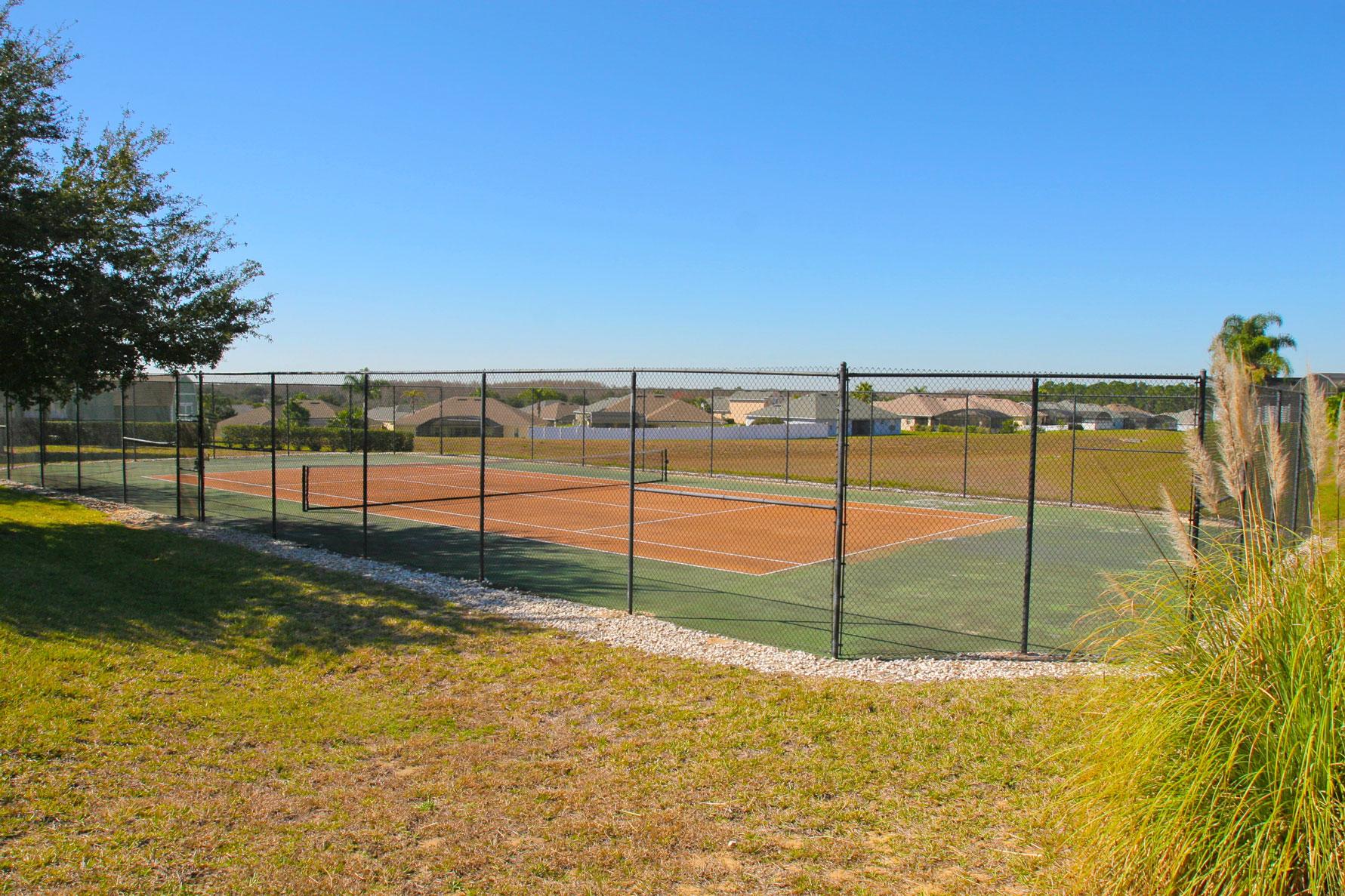 Tuscan Ridge Davenport Tennis