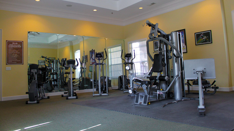 Tuscana Resort Fitness Facility