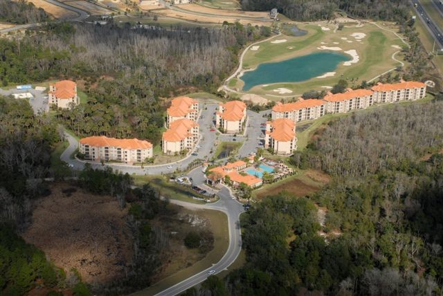 Tuscana Resort Aerial Shot