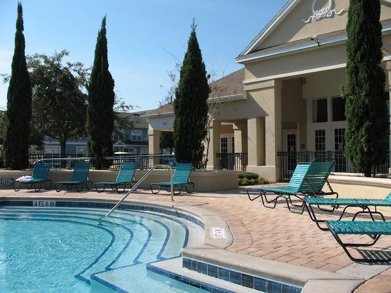 Venetian Bay Villages Clubhouse and Pool