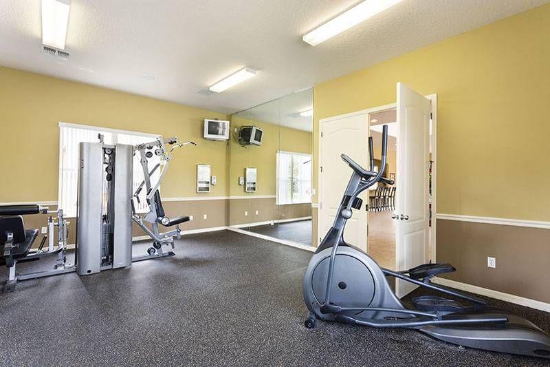 Villa Sol Fitness Facility