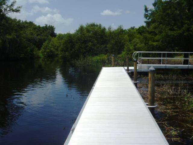 Villa Sol Boat Dock
