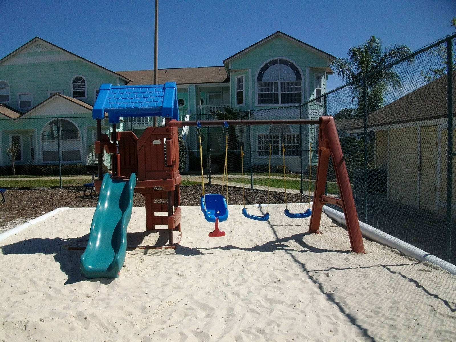 Villas at Island Club Childrens Play Area