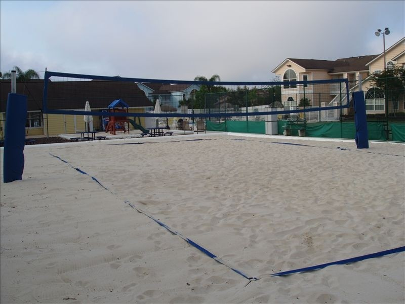 Villas at Island Club Volleyball
