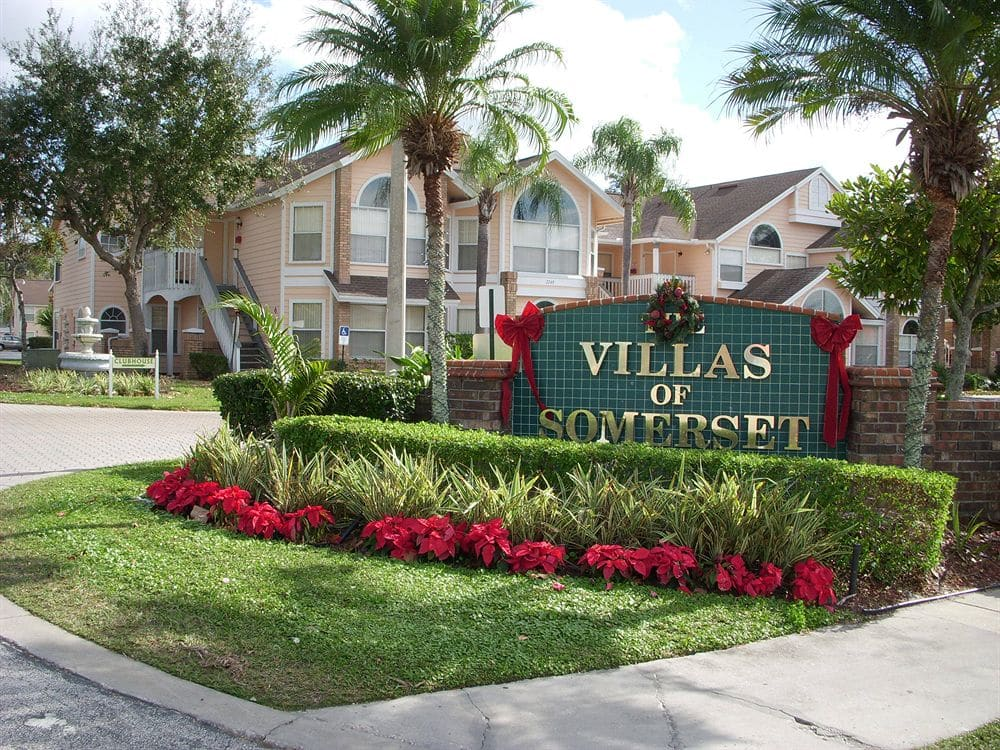 Welcome to Villas of Somerset