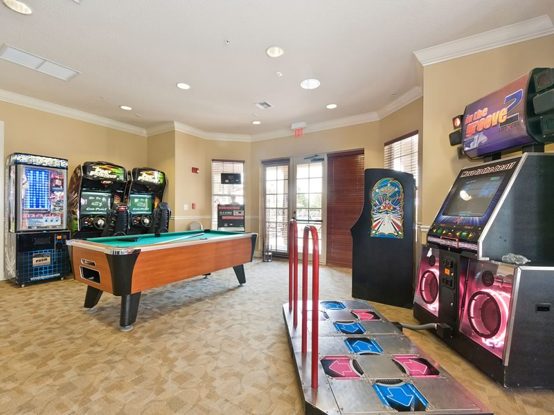 Vista Cay Resort Games Room