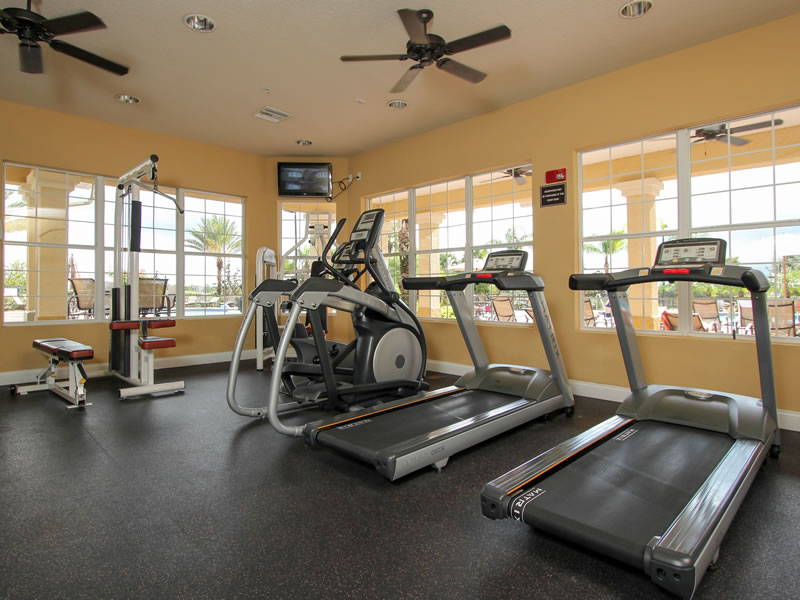 Vista Cay Resort Fitness Facility