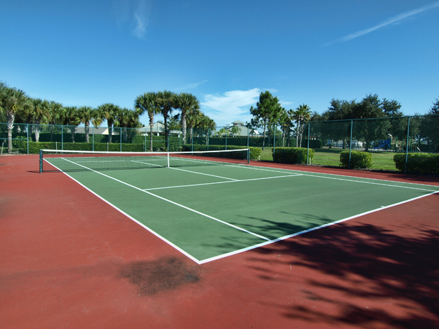 Weston Hills Tennis Court