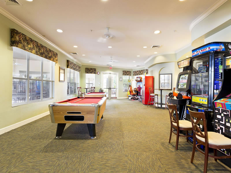 Windsor Hills Games Room