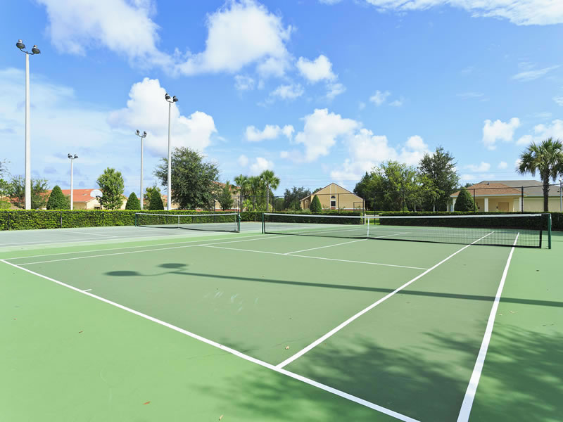 Windsor Hills Tennis