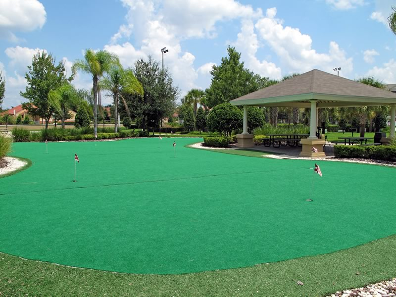 Windsor Hills Putting Green