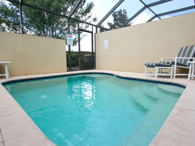Windsor Hills Townhouse Splash Pool