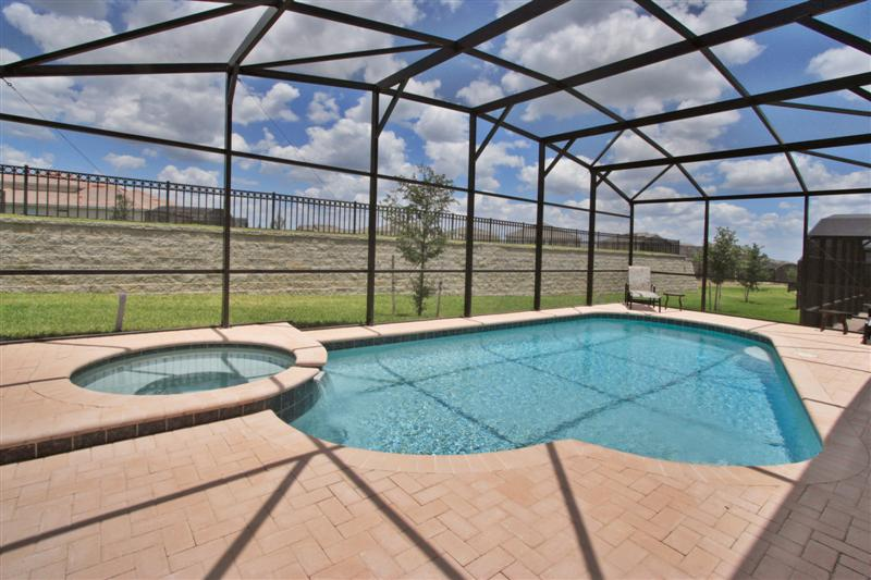 Windsor Hills Home Pool