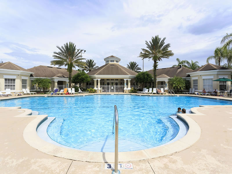 Windsor Palms Resort Clubhouse and Pool
