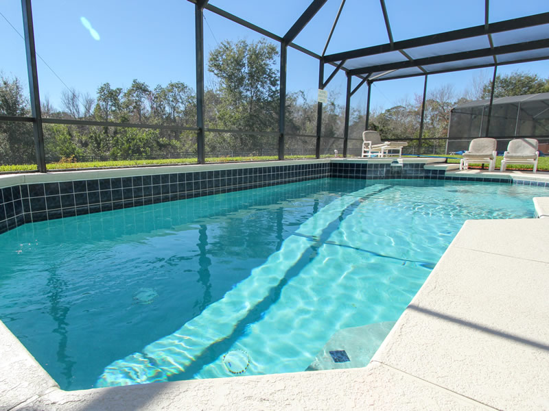 Windsor Palms Resort Home Pool