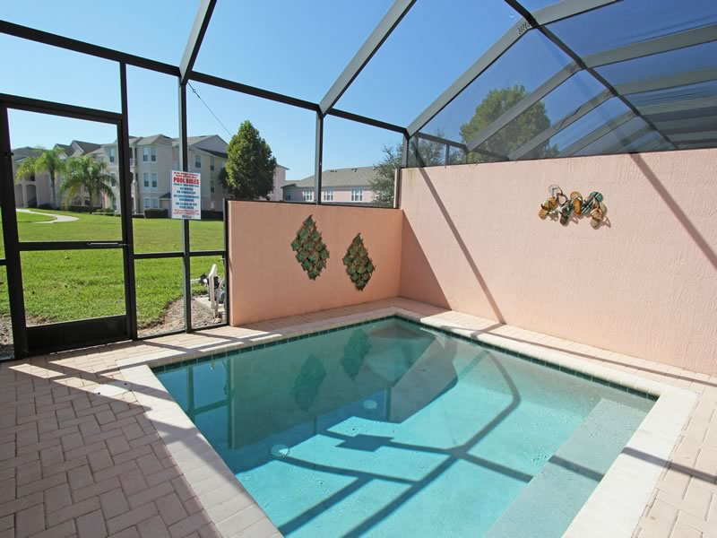 Windsor Palms Resort Townhouse Pool